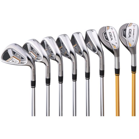 Adams Golf Idea A7 Graphite Iron Set