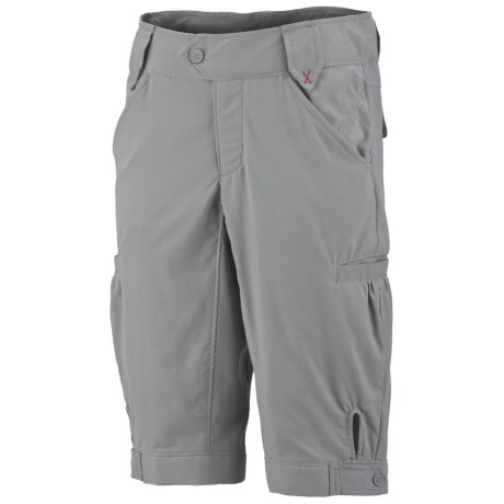 Columbia Sportswear Taylor Trail Cargo Shorts (For Little Girls)