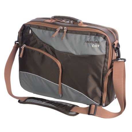 Racktime Work-It Shoulder Bag Bike Pannier