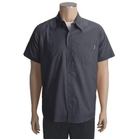 Carhartt Lightweight Cotton Shirt - UPF 30+, Short Sleeve (For Men)