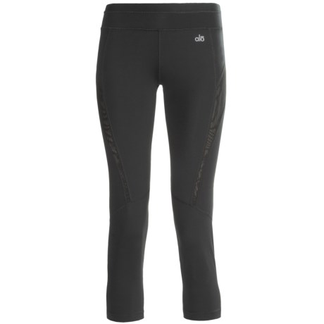 Alo Work Out Capris (For Women)