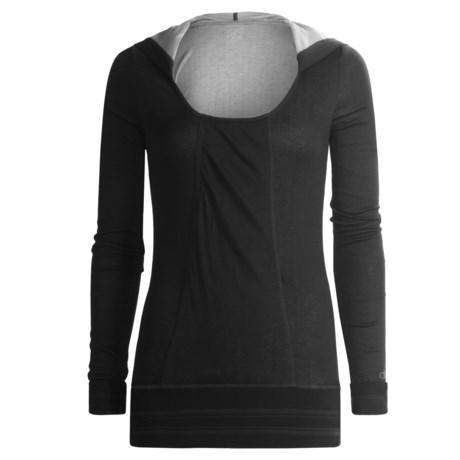 Alo Yoga Cozy Hooded Sweatshirt (For Women)