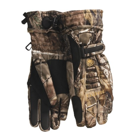 Beretta DWS Big Game Shooting Gloves - Waterproof, Insulated (For Men)