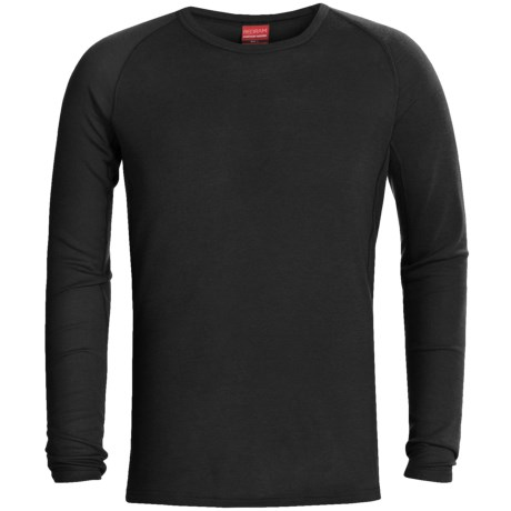 RedRam by Icebreaker Merino Wool Base Layer Top - Lightweight, Long Sleeve (For Men)