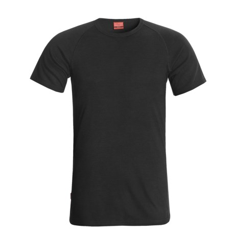 RedRam by Icebreaker Merino Wool Base Layer Top - Short Sleeve (For Men)