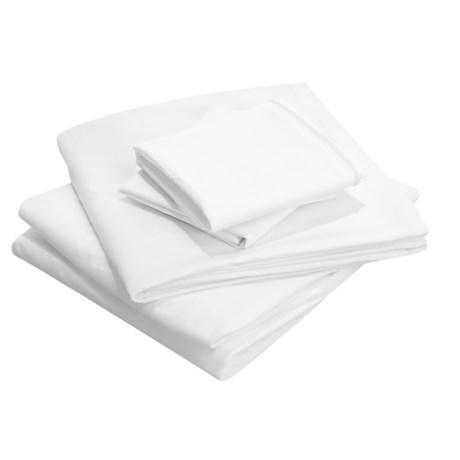 Royal Heritage Home Anti-Bedbug Sheet Set - Twin