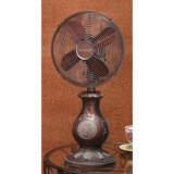 Deco Breeze Audrey Tabletop Fan