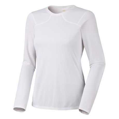 Mountain Hardwear Wicked Lite Shirt - Long Sleeve (For Women)
