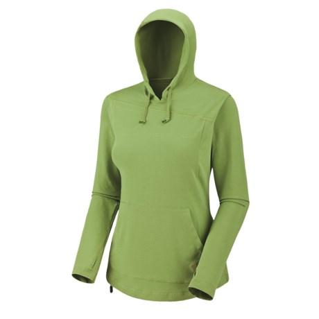 Mountain Hardwear High Step Hooded Shirt - Organic Cotton, Long Sleeve (For Women)