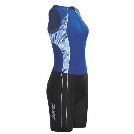 Zoot Sports Endurance Tri Lush Race Suit (For Women)