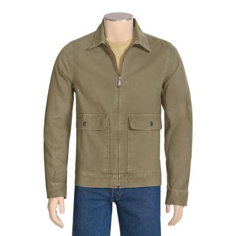 Gramicci Station Buckeye Canvas Jacket (For Men)