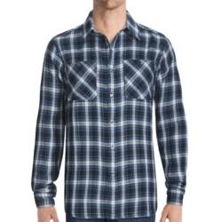 Gramicci Crossriver Plaid Montrose Shirt - Long Sleeve (For Men)