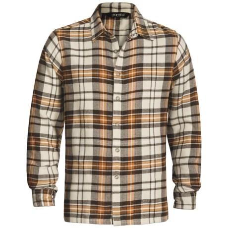 Gramicci Glenwood Plaid Shirt - Long Sleeve (For Men)