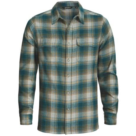 Gramicci Blacksburg Plaid Shirt - Flannel, Long Sleeve (For Men)