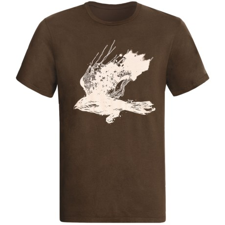 Gramicci Crow T-Shirt - Organic Cotton, Short Sleeve (For Men)