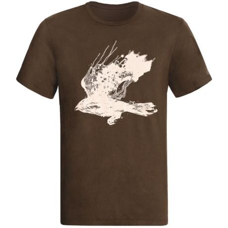 Gramicci Crow T-Shirt - Organic Cotton, Short Sleeve (For Men)