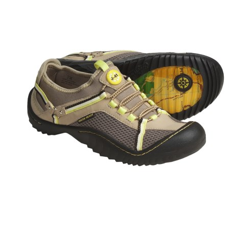 41 Tahoe Shoes - Nubuck, Recycled Materials (For Women