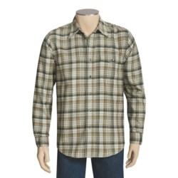 Royal Robbins Lewiston Plaid Shirt - UPF 50+, Long Sleeve (For Men)