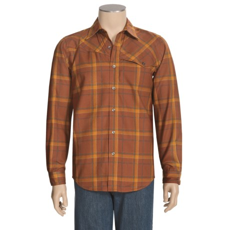 Royal Robbins Leadville Shirt - UPF 50+, Long Sleeve (For Men)