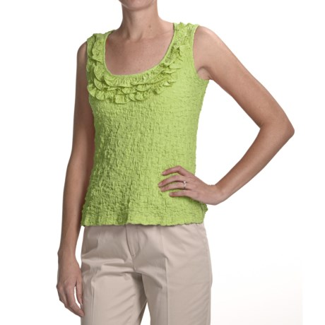 Nomadic Traders Top it Off Lucia Tank Top (For Women)