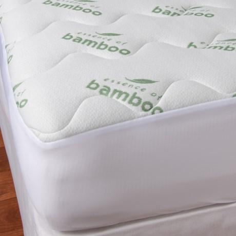 Pegasus Essence of Bamboo Mattress Pad - Full