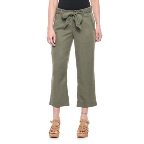 Foxcroft Rowan TENCEL® Cropped Pants (For Women)