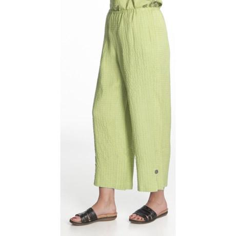 Nomadic Traders Soho Crop Pants (For Women)