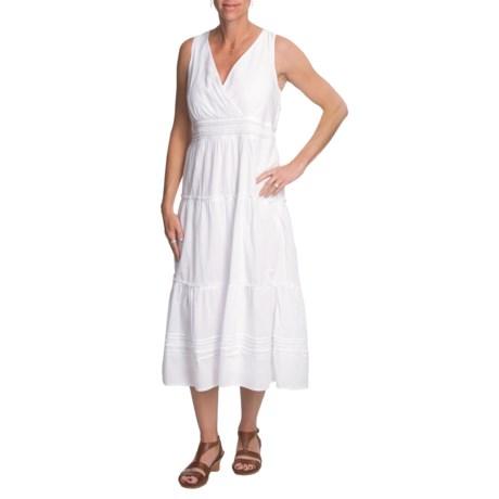 Fresco by Nomadic Traders Monsoon Avalon Dress - Sleeveless (For Women)