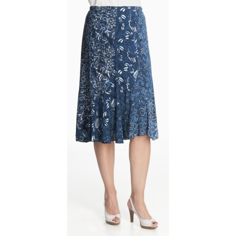 Nomadic Traders Monsoon Pastiche Skirt (For Women)