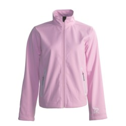 Zero Restriction Highland Soft Shell Jacket (For Women)