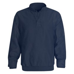 Zero Restriction Microsuede Wind Shirt - Long Sleeve (For Men)