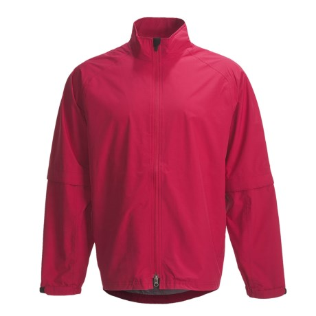 Zero Restriction Packable Jacket - Waterproof, Convertible (For Men)