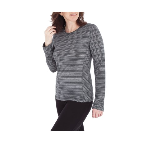 Royal Robbins Sandstone Stripe Shirt - Crew Neck, Long Sleeve (For Women)