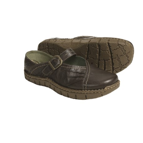 Earth Link Shoes - Leather, Slip-Ons (For Women)
