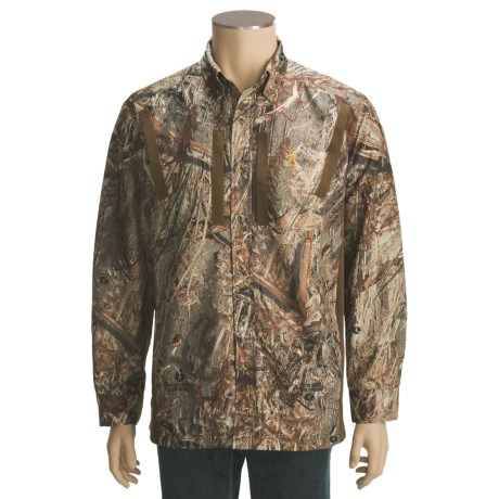 Browning Warm Front Shirt - Long Sleeve (For Men)