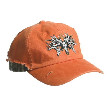 Browning Rugged Bucks Ball Cap (For Men and Women)
