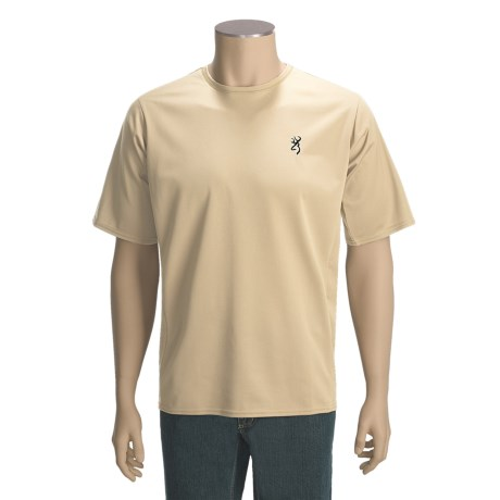 Browning Mohave NTS T-Shirt - Short Sleeve (For Men)