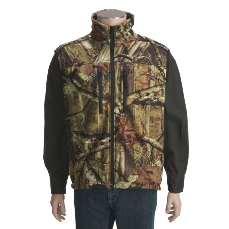 Browning Hells Canyon Camo Vest - OdorSmart (For Big Men)