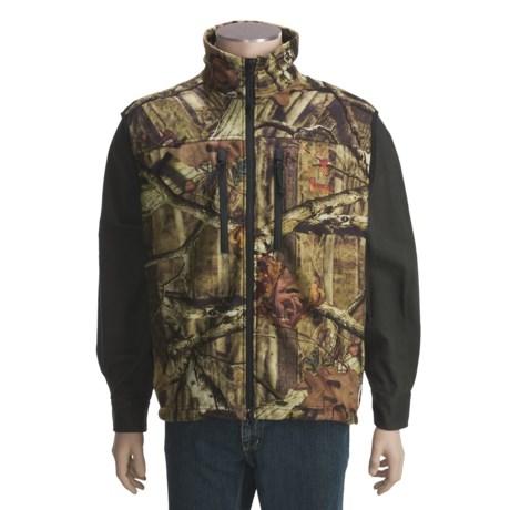 Browning Hells Canyon Camo Vest - OdorSmart (For Big Men)