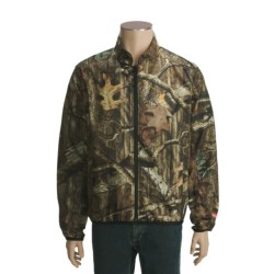 Browning AddHeat Camo Jacket - Soft Shell (For Big Men)