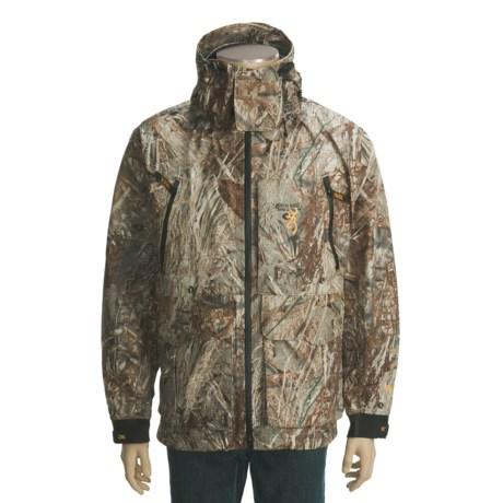 Browning Maxus HMX Waterfowl Jacket - Waterproof (For Big Men)