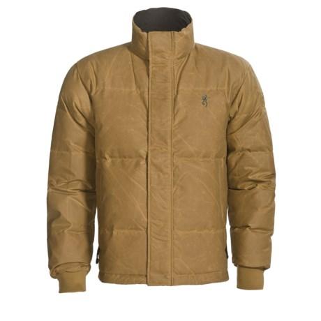 Browning Santa Fe Down Jacket - 650 Fill Power (For Big Men)