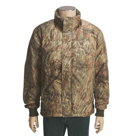 Browning Santa Fe Down Jacket - Camo (For Big Men)