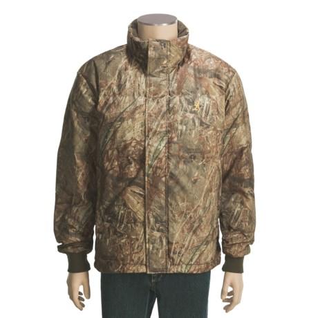 Browning Santa Fe Down Jacket - Camo (For Big Men)
