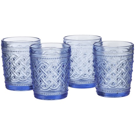 Jay Imports Bistro Old-Fashioned Glasses - Set of 4