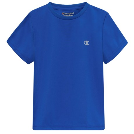 Champion High-Performance Solid T-Shirt - Short Sleeve (For Toddler and Little Boys)