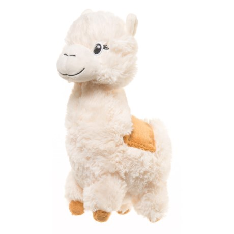 "KellyPet Alpaca Blanket Squeaker Dog Toy - 11"""