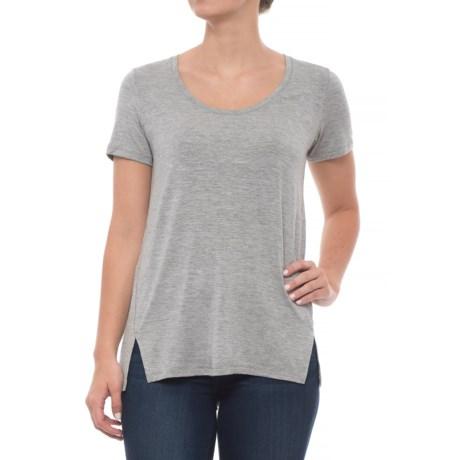 Artisan NY Mod Mix T-Shirt - Scoop Neck, Short Sleeve (For Women)