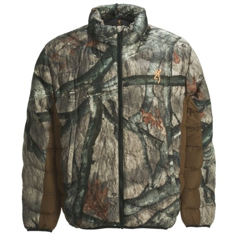 Browning Goose Down Camo Jacket - 700 Fill Power (For Big Men)
