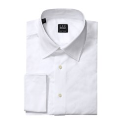 Ike Behar Cotton Dress Shirt - French Cuffs, Long Sleeve (For Men)